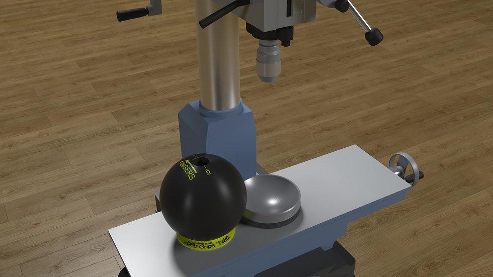 JoPo Twist Installation Video