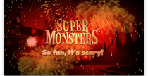 FINISH - SUPER MONSTERS - 30TV _Chinese New Year_