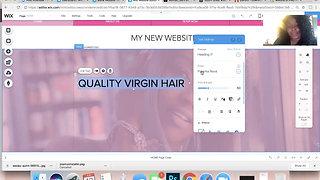 WIX WEBSITE BUILDING WEBINAR