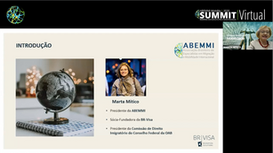 AbemmiCast Summit Live - BR-VISA