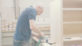 Woodchester Cabinet Makers - Product launch
