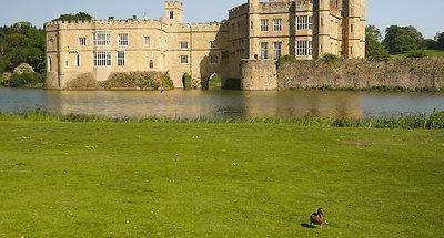 BOT Saveurs du Kent, châteaux _ jardins Chatam