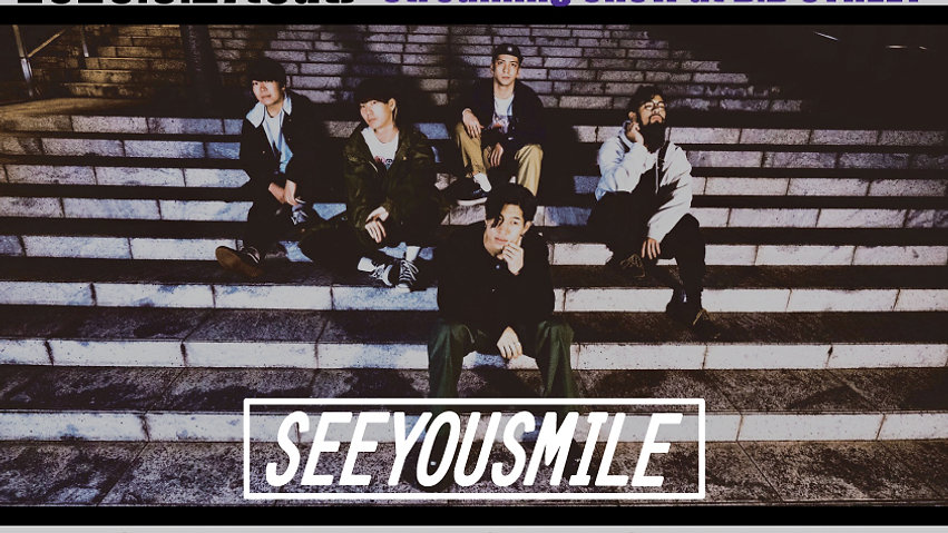 """2020.6.27(Sat) """"SEE YOU SMILE Streaming Show at B.B.STREET"""""""