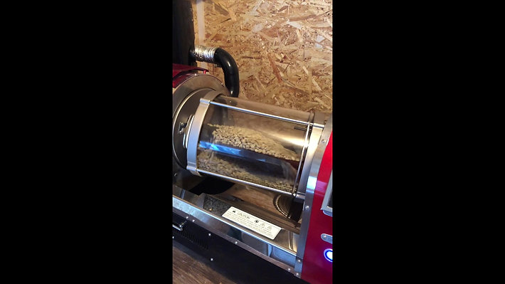 Sample Coffee Roasting
