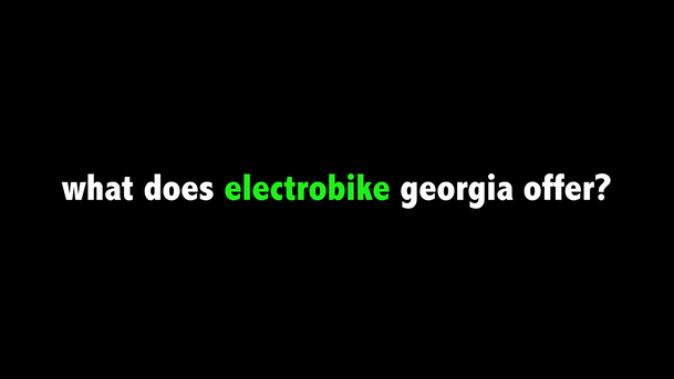What Does ElectroBike Offer?
