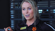 Michelle From South Pacific Health Club
