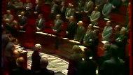 Hommage a l'assemblée nationale, Avril 1983