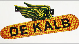 DeKalb Winged Ear Logo