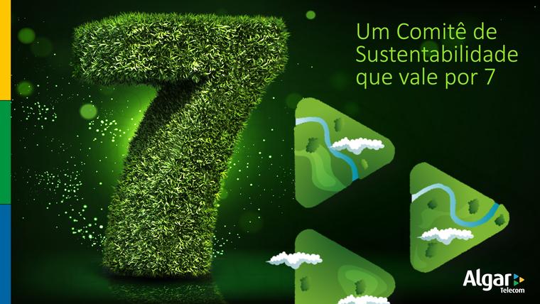Algar Telecom - Sustentabilidade