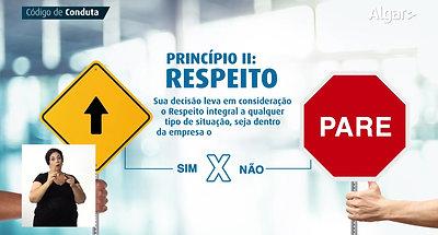 3 - Princípio II - Respeito