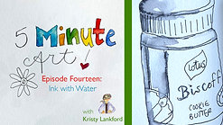 5-Minute Art: Episode 14 - Pen with Water
