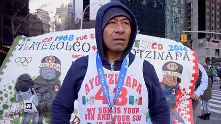 Running for Ayotzinapa 43