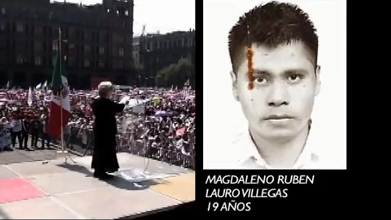 Magdaleno Rubén Lauro Villegas