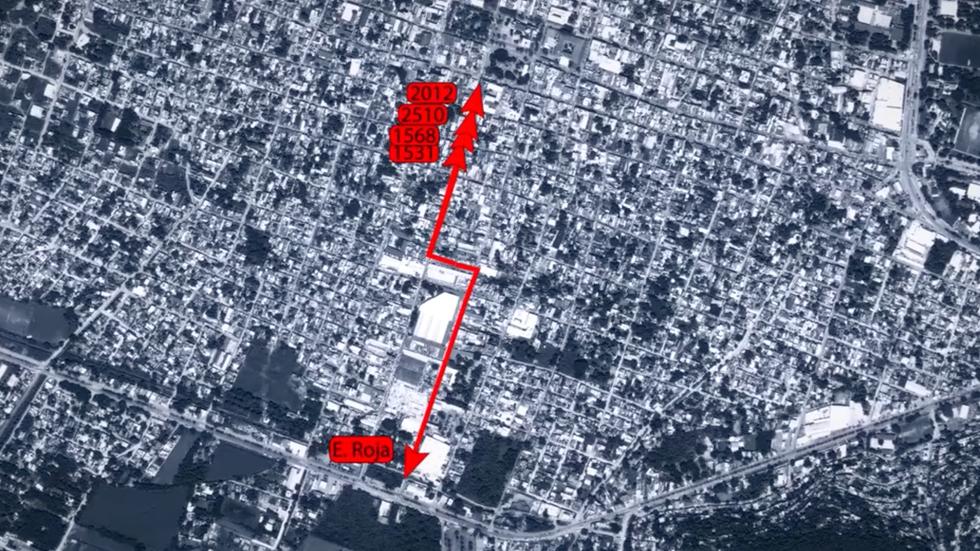 The Ayotzinapa Case: A Map of Violence / El Caso De Ayotzinapa Una Cartografía  De La Violencia