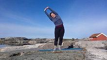 Yoga i det fria