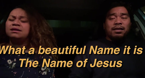 What a Beautiful Name (Cover)
