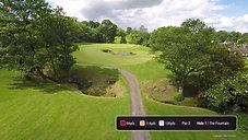 Mytton Fold Golf Club Hole 1