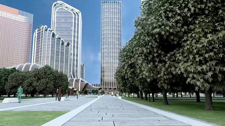 Ekaterinburg-City Concept