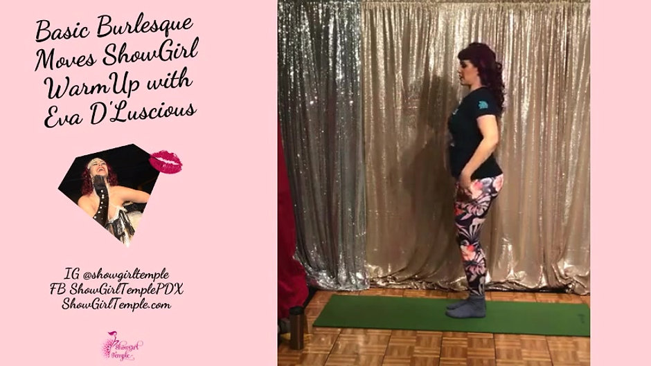 Burlesque Technique & Fitness Videos