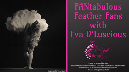 FANtabulous Feather Fans