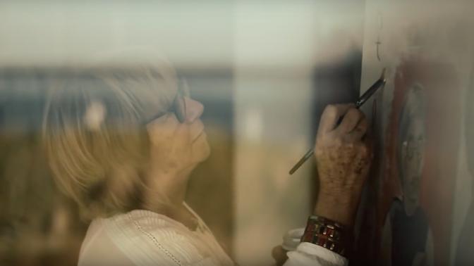 Azulado - Cortometraje documental