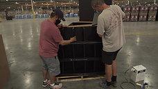 Exxon Display Assembly