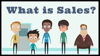 Sales, what is it?