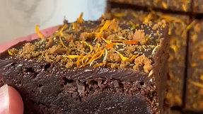 Lotus Biscoff Brownie