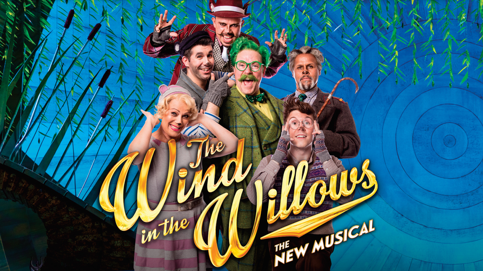 The Wind in the Willows the Musical