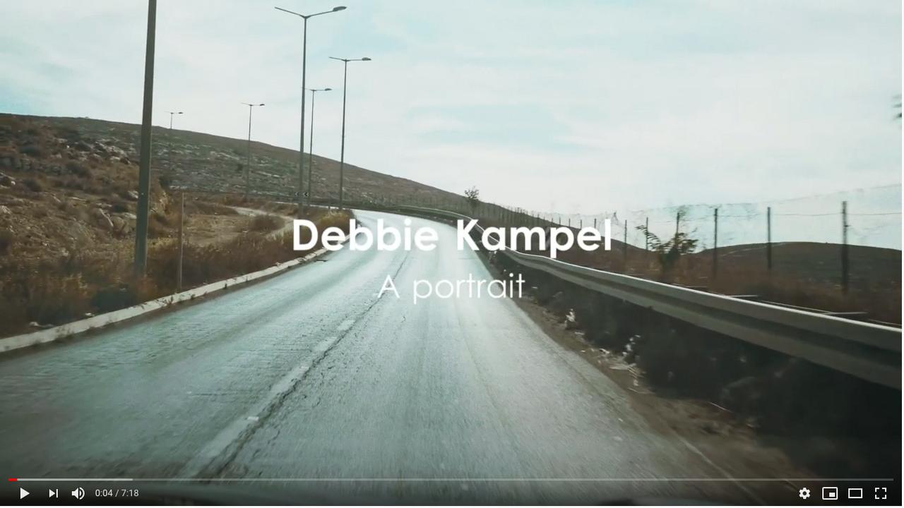 Sequences - A portrait, Debbie Kampel