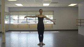 Beginning Ballet - Week 1