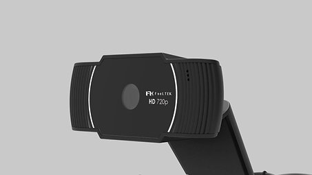 Elec HD Webcam 720p EN