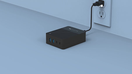 Tera 4-Port Charger 100W