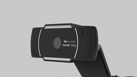 Elec Full HD Webcam 1080p EN