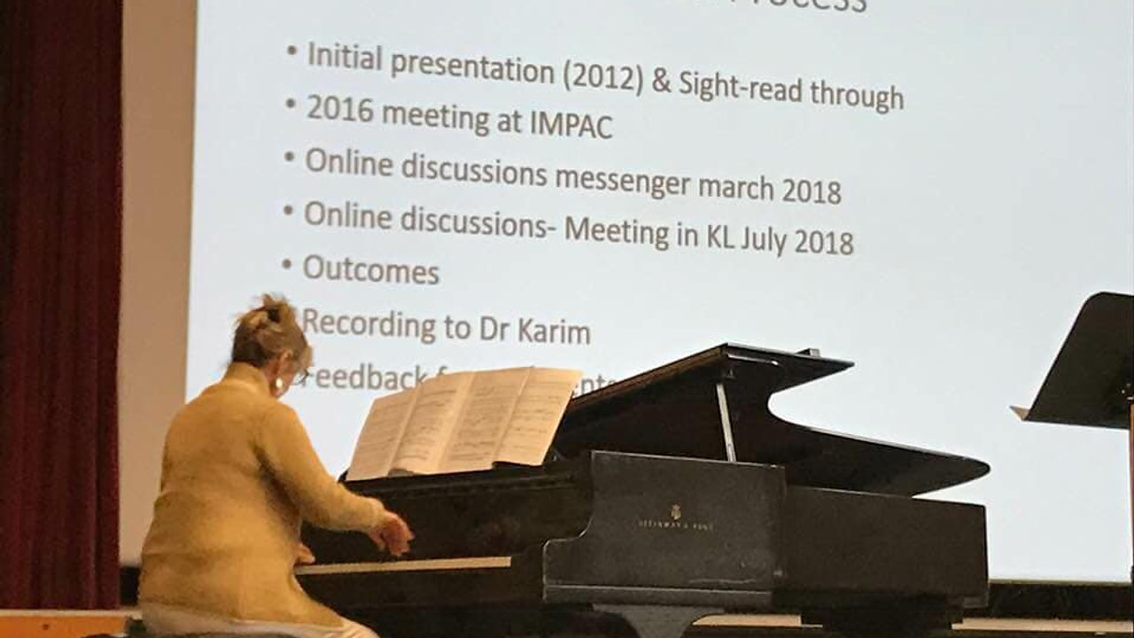 Jan McMillan-Professional Pianist/Pedagogue