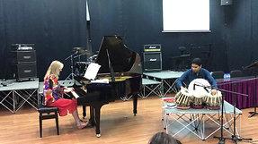 Gejolak Ensemble IMPAC 2018 inaugural perf