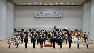群馬県警察 音楽隊 創立60周年記念コンサート