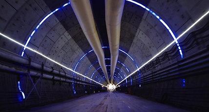 STEC Big Diameter Tunnel 100 km Milestone
