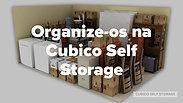 Dê um destino para os arquivos e documentos
