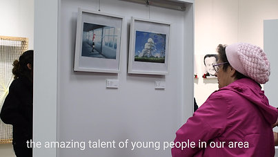 Headspace - Youth Art Exhibition Opening