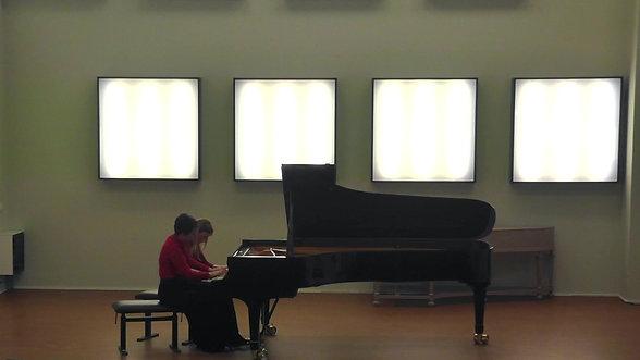 M. Ravel, Ma mère l'oye - IV. Les entretiens de la belle et de la bête