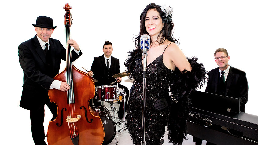 The Las Vegas Jazz Trio - Gatsby Theme
