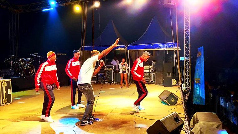Jbwai Yaounde Concert - YA-FE