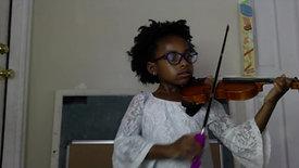 Rachael - Violin