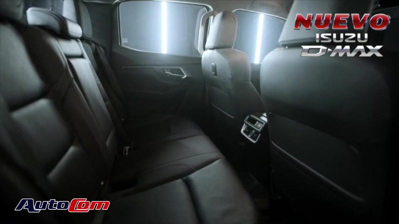 Nuevo Isuzu D-Max de Autocom
