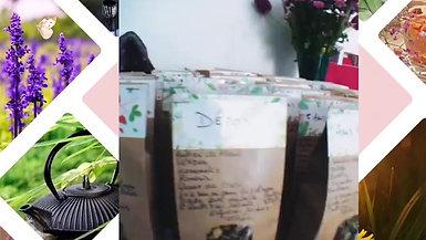 Préparatifs de la conférence: Re-découverte de la pharmacie naturelle de notre jardin!