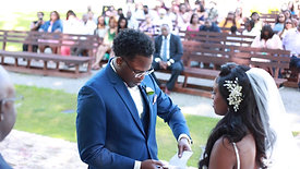 Iesha + Dimitri | Wedding in Madison, MS