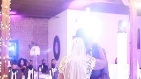 Kenric + Nikki | Wedding Reception | 12.5.20