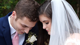Eli + Gracie | Wedding in Brandon, MS