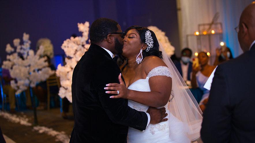 Lavar + Tiffany | Wedding in Jackson, MS